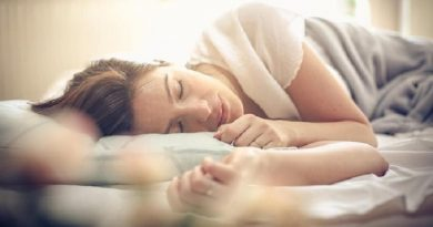 Masalah yang Muncul Akibat Posisi Tidur Salah